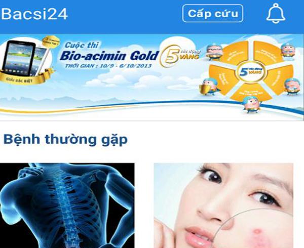 VOV giới thiệu ứng dụng tư vấn, khám và chữa bệnh trực tuyến