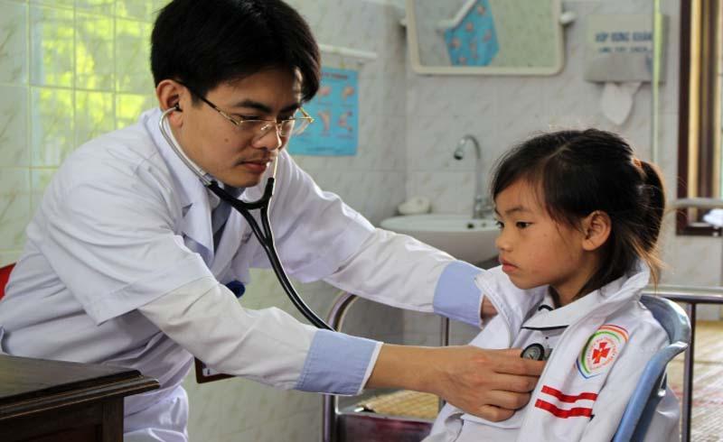Khám sàng lọc tim bẩm sinh miễn phí tại Nam Định