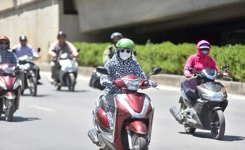 Tia cực tím Sài Gòn ở mức 'nguy hiểm cực độ' cho da