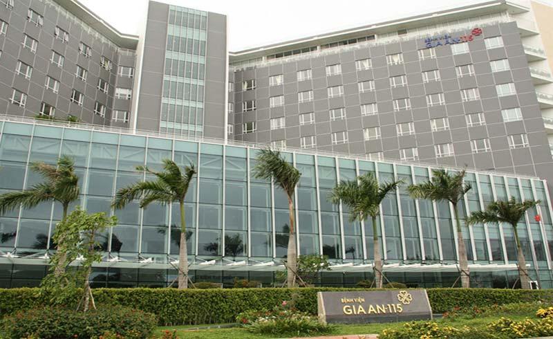 Bệnh viện Gia An 115 liên quan gì tới Bệnh viện Nhân dân 115 ?