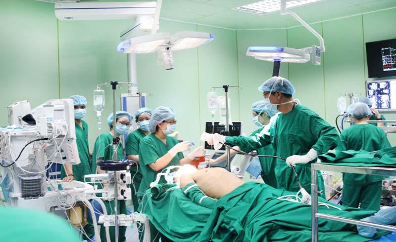 Bệnh viện Gia An 115 phẫu thuật thành công ca bệnh tim thông liên nhĩ