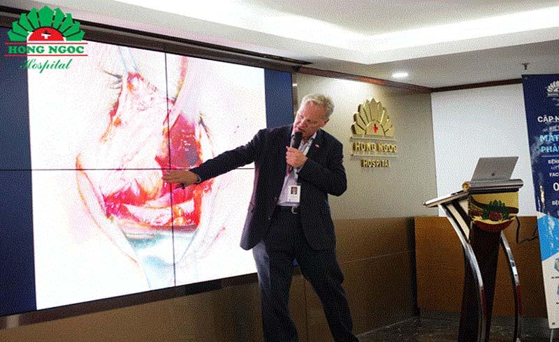 Hội thảo nâng cao chuyên môn của FTW diễn ra thành công tại BV Hồng Ngọc