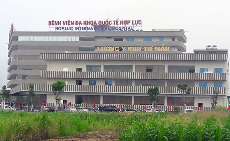 Thanh Hóa có Bệnh viện Đa khoa Quốc tế hơn 700 tỷ đồng