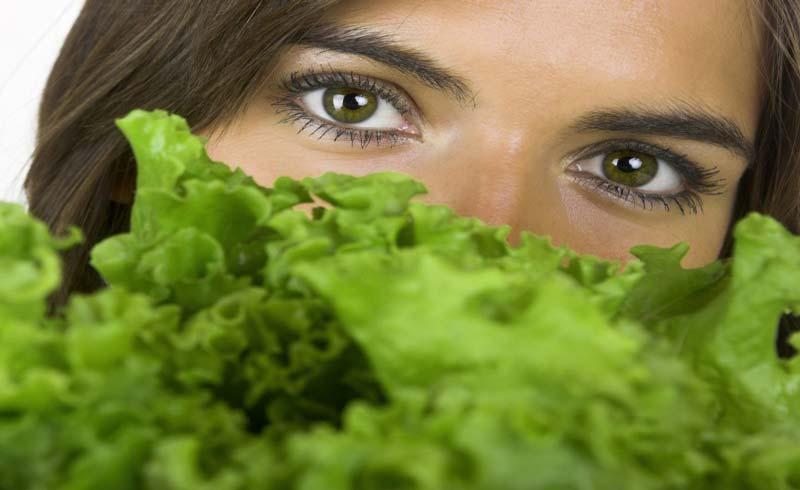 Thức ăn chứa nitrat giúp phòng ngừa bệnh glôcôm