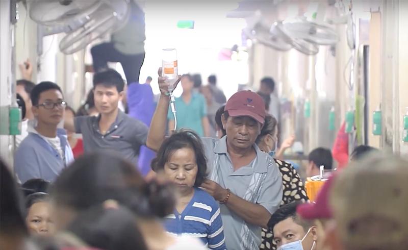 Tử vong vì ung thư dạ dày tại Việt Nam tăng cao
