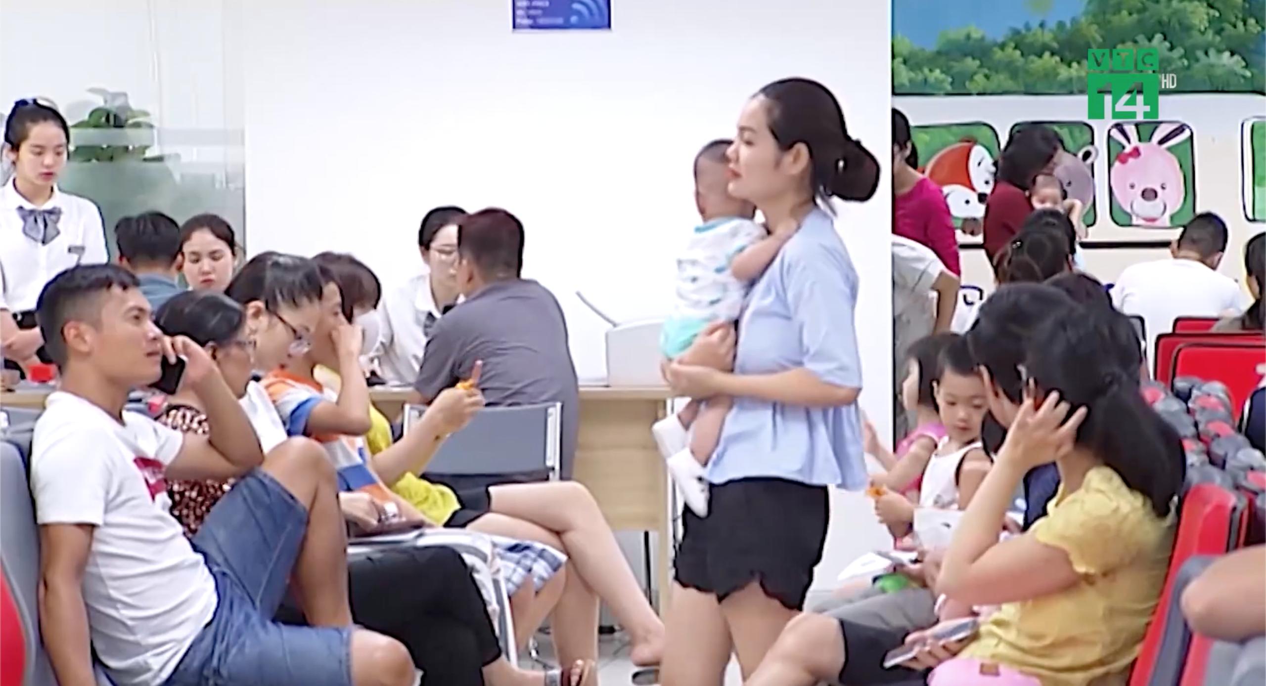 Gần 4000 trẻ Việt chưa được tiêm vắc-xin
