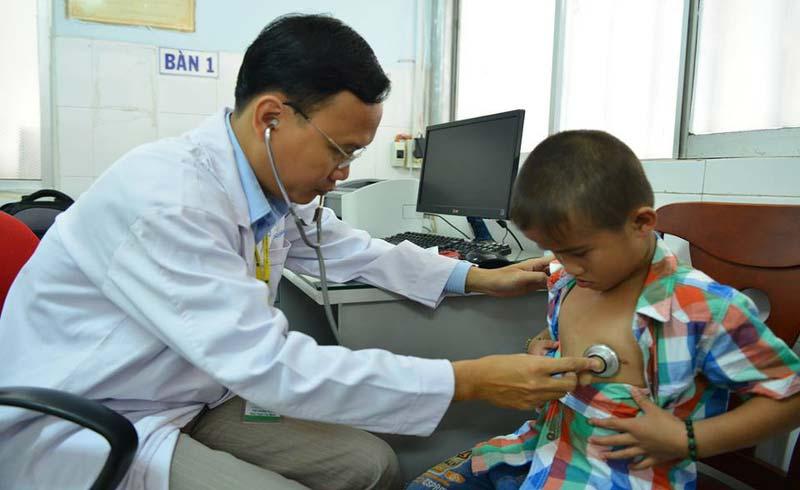 Khám, sàng lọc tim miễn phí tại Quảng Ngãi và Cà Mau