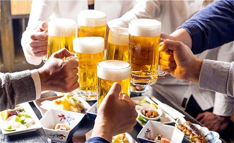 Ăn gì sau nhậu để bia, rượu đỡ hại gan?