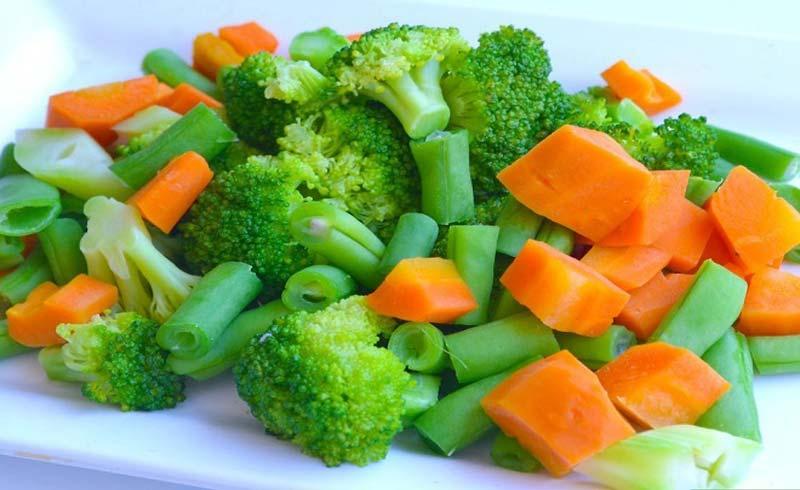 Sai lầm nào khi ăn rau nhiều người mắc phải?