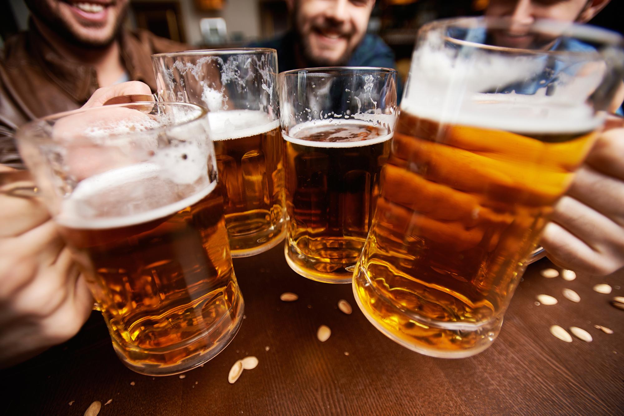 Cấm triệt để uống rượu, bia khi lái xe