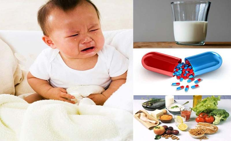 Nguyên nhân gây rối loạn tiêu hóa ở trẻ và biện pháp khắc phục