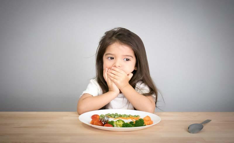 Trẻ kén ăn – mẹ cần làm gì để đảm bảo tăng trưởng toàn diện?