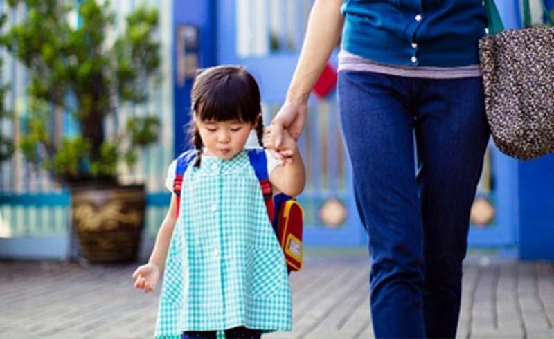 Nhận diện, ứng phó với tâm lý lo âu khi trẻ đi học