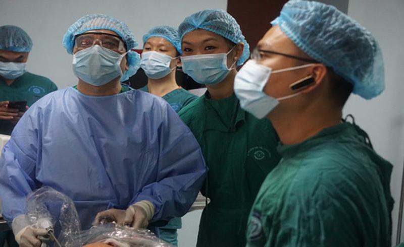 Những bước tiến vượt bậc của y tế Việt Nam