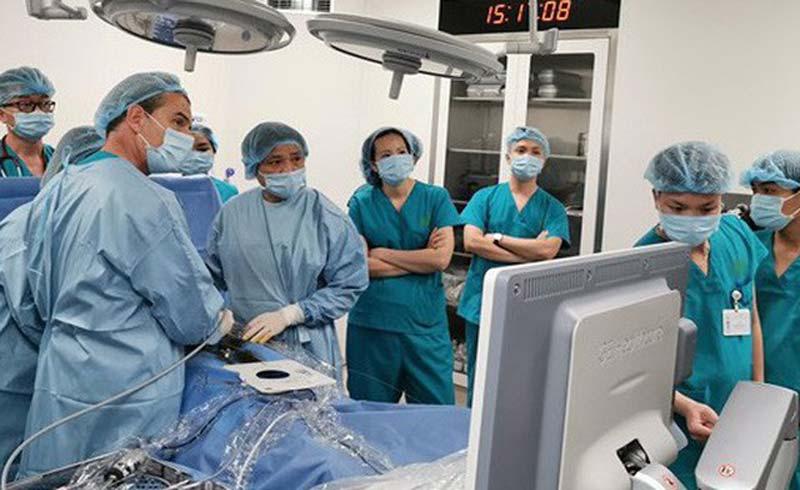 Việt Nam thực hiện thành công kỹ thuật can thiệp bào thai
