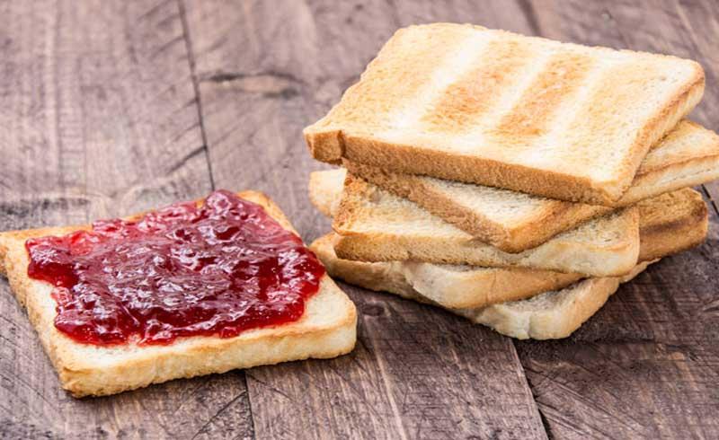 Mối nguy hại đáng sợ nếu thường xuyên ăn sáng bằng bánh mỳ