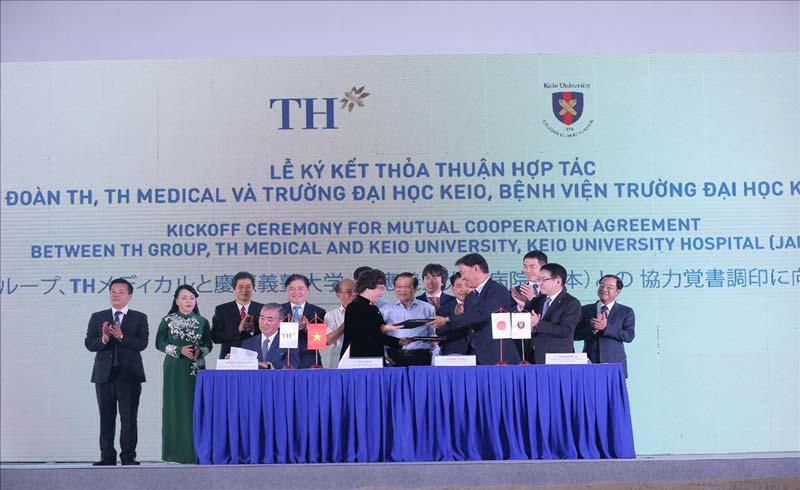 Công bố Dự án Tổ hợp Y tế và Chăm sóc sức khỏe công nghệ cao đầu tiên