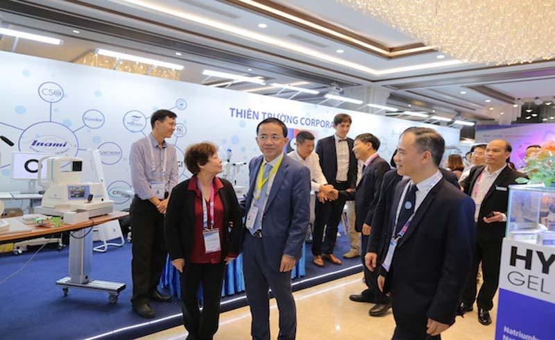 Công ty Cổ phần Thiên Trường tạo điểm nhấn tại Hội nghị Nhãn khoa Việt Nam 2019