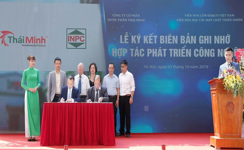 Nhà máy công nghệ cao Thái Minh chính thức hoạt động