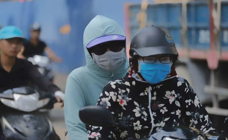 Ô nhiễm gia tăng, Bộ Tài nguyên – môi trường khuyến cáo hạn chế ra ngoài