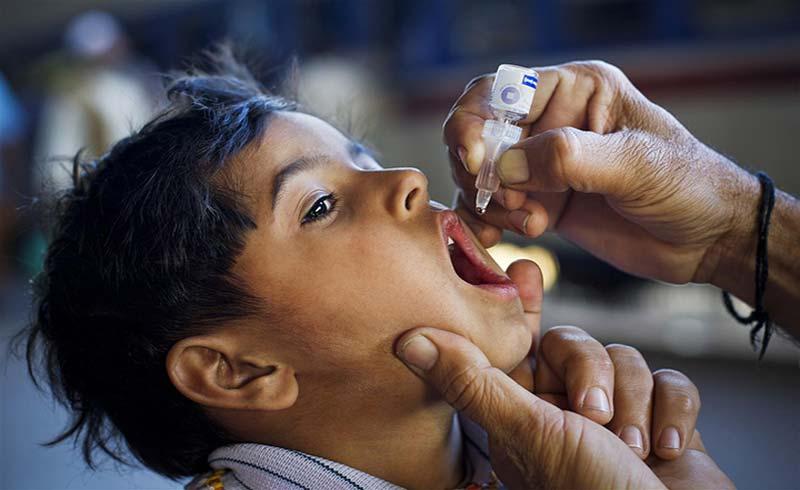 Diệt trừ thành công virus bại liệt