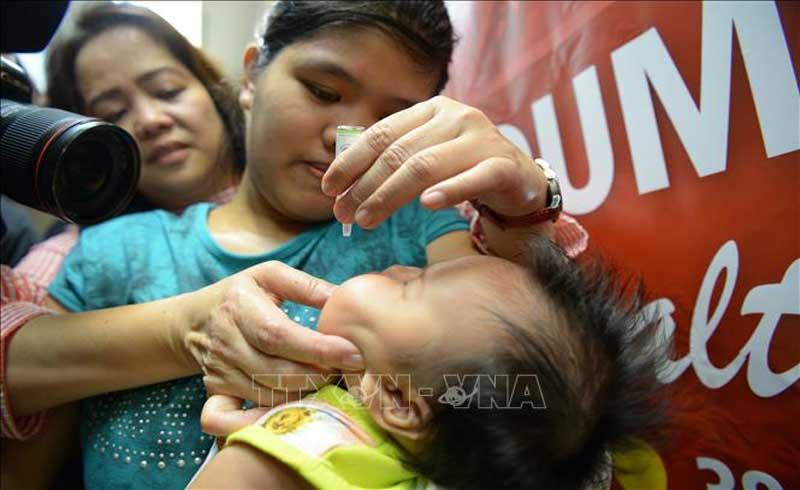 Philippines phát hiện ca bại liệt trẻ em thứ 4