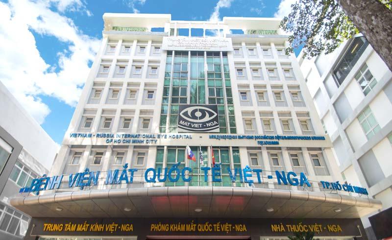 Những bệnh viện mắt uy tín tại thành phố Hồ Chí Minh