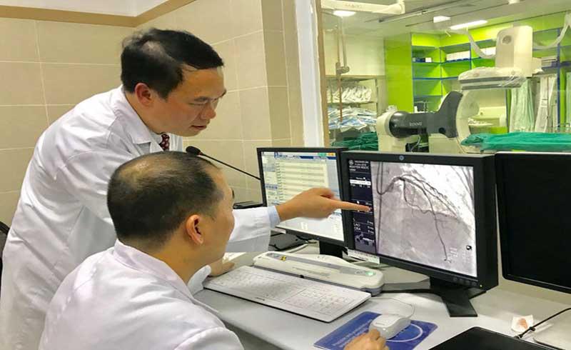 Bệnh viện Bạch Mai có thêm hệ thống chụp, can thiệp mạch