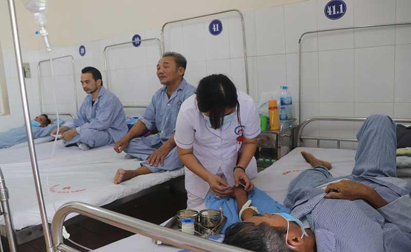 Bệnh viện phổi Hà Nội: Tư vấn và điều trị hiệu quả bệnh phổi tắc nghẽn mạn tính