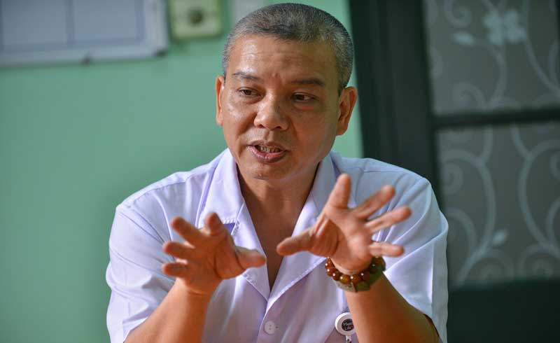 Bác sĩ thực hiện những ca ghép tạng khó nhất Việt Nam