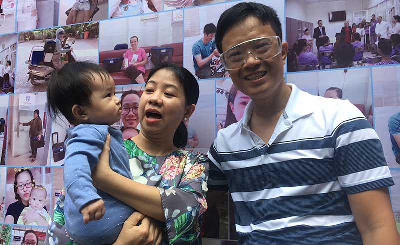 Hạnh phúc của người hiến 172 lít sữa cho ngân hàng sữa mẹ