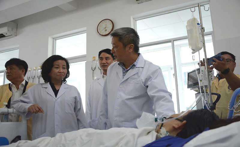 Thứ trưởng Bộ Y tế: Vụ sản phụ tử vong là rất nghiêm trọng!