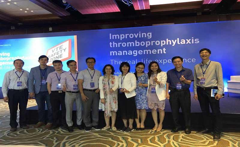 Đột phá trong dự phòng và điều trị thuyên tắc huyết khối tĩnh mạch tại Việt Nam năm 2019