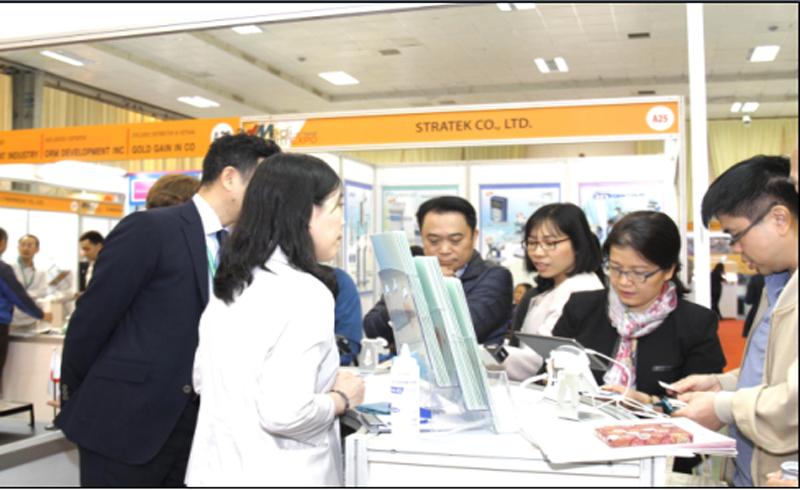 5-7/12: Triển lãm Quốc tế chuyên ngành Y Dược VIETNAM MEDIPHARM EXPO 2019 tại Hà Nội