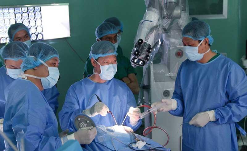 Công bố 10 kỹ thuật y khoa mới sử dụng tại TP HCM