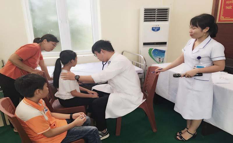 Khám sàng lọc miễn phí bệnh tim mạch tại Nghệ An