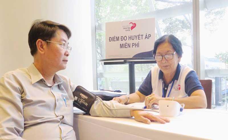 Phát hiện sớm và quản lý bệnh tăng huyết áp