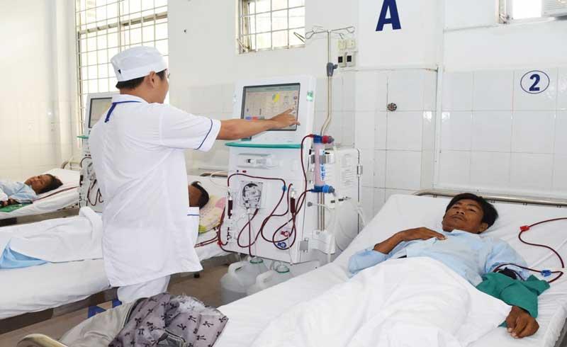 Phát huy vai trò bệnh viện tuyến trên