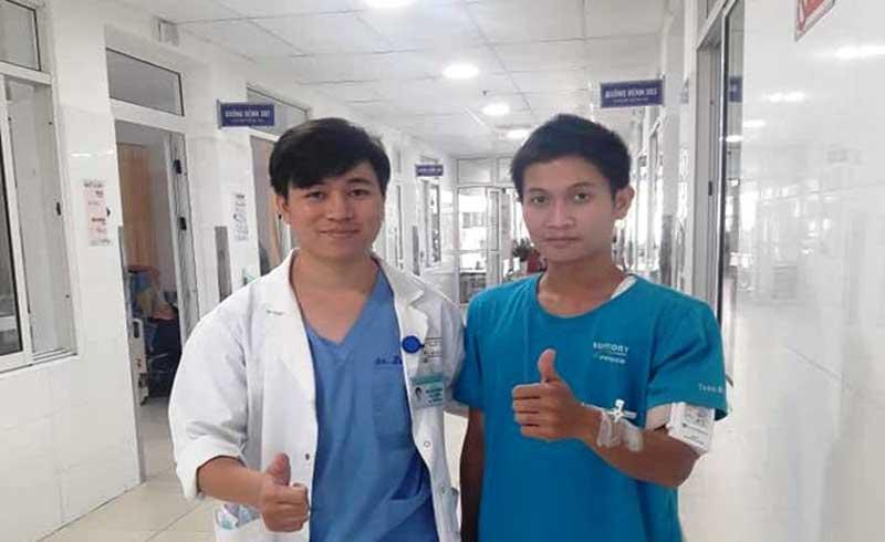 BV Đà Nẵng lần đầu tiên cứu sống bệnh nhân bằng phương pháp 'ngủ đông'