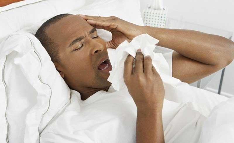 Để không bị lây bệnh cúm