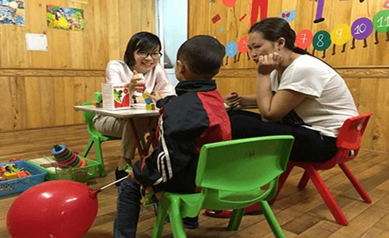 Khám và tư vấn miễn phí cho trẻ tự kỷ, chậm nói, tăng động tại Quảng Ninh
