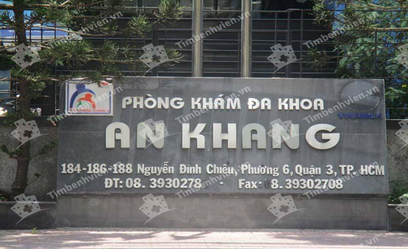Phòng Khám đa khoa An Khang: Phòng khám điện tử đầu tiên tại Việt Nam