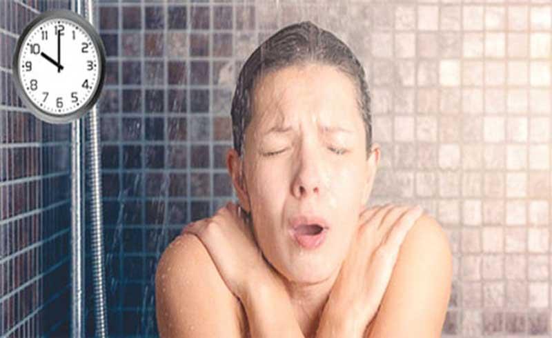Thói quen xấu khi tắm ảnh hưởng đến sức khỏe
