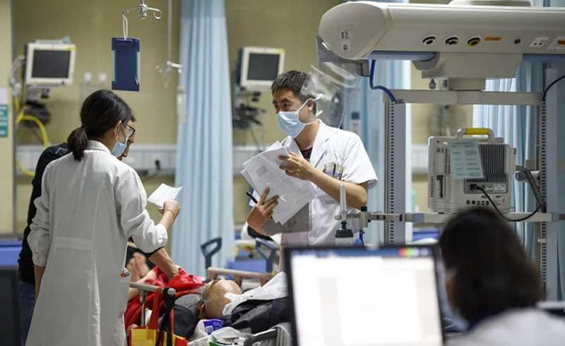 Trung Quốc cấm hành hung y bác sĩ