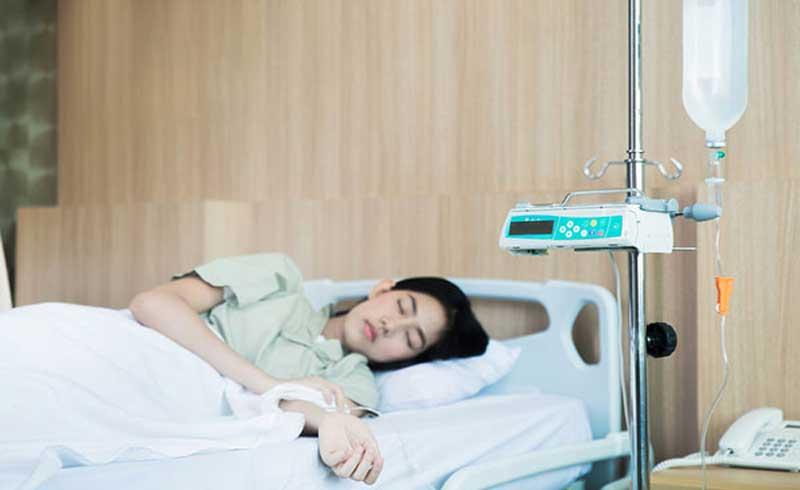Trẻ em có cần truyền dịch khi ốm?