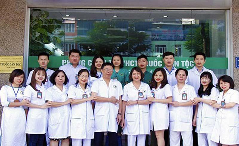 Bộ Y tế tham quan, đánh giá mô hình khám chữa bệnh YHCT chất lượng cao tại Trung tâm Thuốc dân tộc