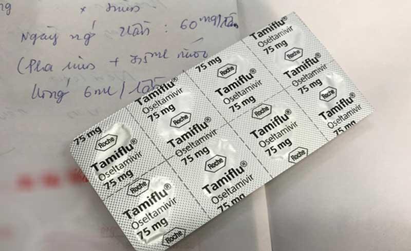 Vì sao giá thuốc Tamiflu tăng chóng mặt?