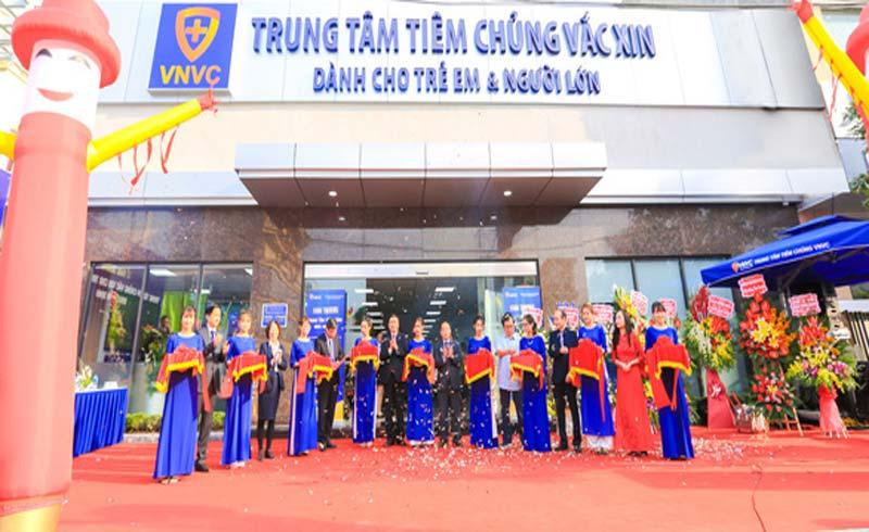 Khánh thành Trung tâm tiêm chủng VNVC tại Nam Định
