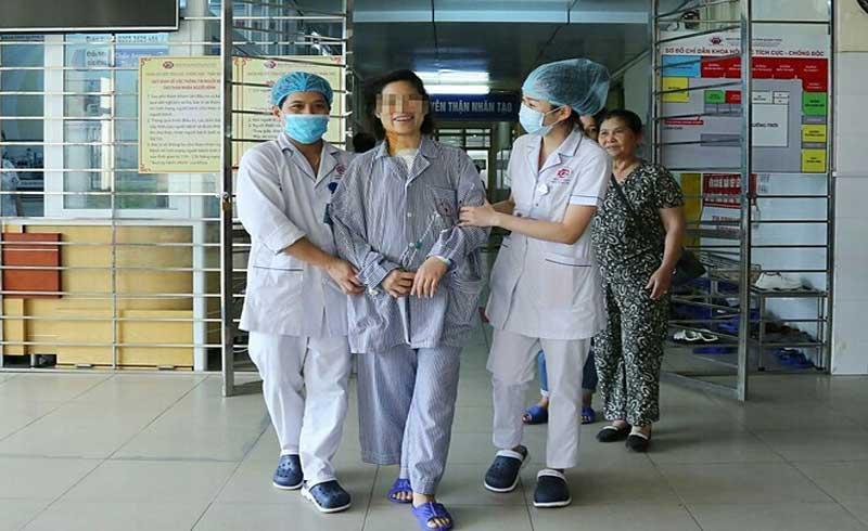Xuyên đêm cứu bệnh nhân vỡ tim