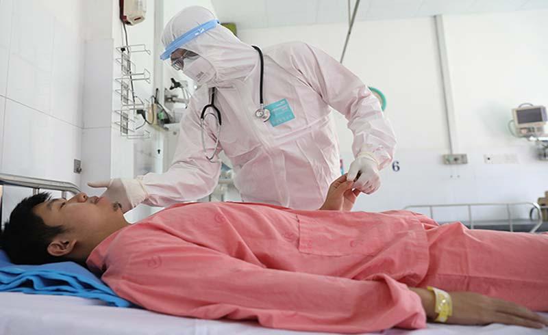 Miễn phí điều trị cho bệnh nhân viêm phổi do nCoV